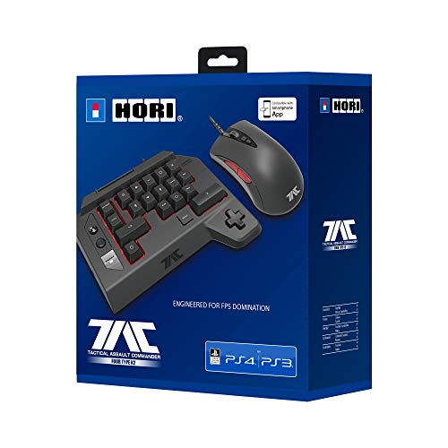 Hori - Tactical Assault Commander Four Type K2 (PS4, PS3, PC)