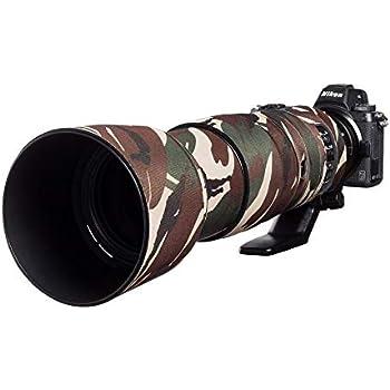 CUSTODIA NEOPRENE OBIETTIVO LENS POUCH PER Nikon Nikkor Z 24-200mm F4-6.3 VR 4C