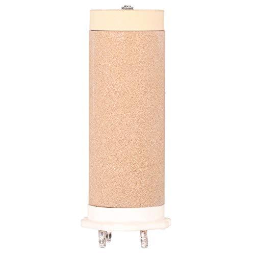 Tubo de calefacción de núcleo de elementos de calefacción de cerámica apto para LEISTER 230 V/2200 + 2200 W 107.612, calefacción de tubo de calefacción de núcleo de calefacción de elementos de calefac