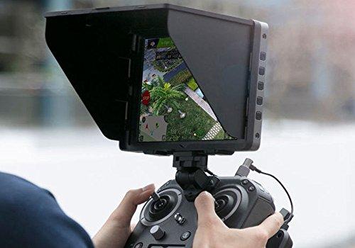 DJI CrystalSky Part 6 Monitor Hood - Cappuccio per Schermo DJI CrystalSky da 5.5'', Copertura per Monitor, Protezione da Luce Solare, Visione Nitida e Migliore, Accessori per Drone