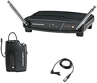 Audio-Technica System 8 ATW-801/L-T3 Wireless Lavalier Microphone System