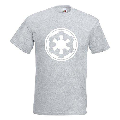 Impero Galattico T-Shirt in 15 Diversi Colori - Man Print Fun Pattern Modello in Cotone S M L XL XXL