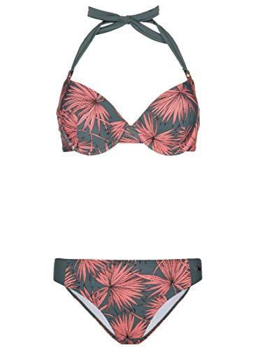 Protest Damen C-Cup Bügel-Bikini CRACIA CCUP Coral Blush L/40