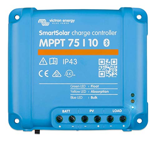 Victron SmartSolar MPPT Bluetooth Charge Controller