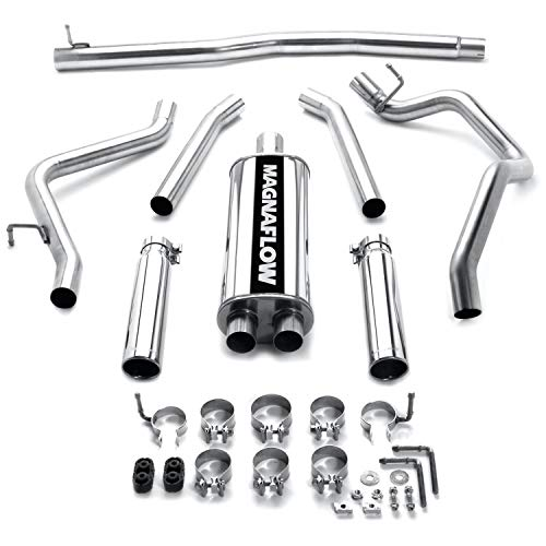 Magnaflow 16622 Stainless Steel Dual Cat-Back Exhaust System