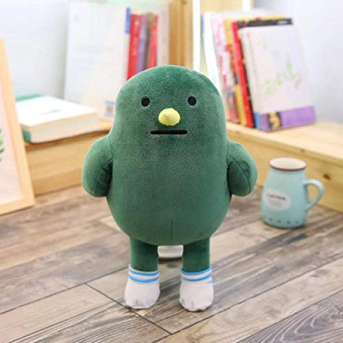 Institut Dekompressionspuppe Little Monster Doll Plüschtier Puppe Holiday Gift-Green_55 Cm