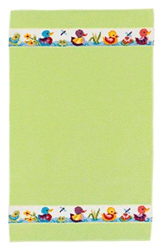 Feiler entchx00100570, Kinderhandtuch, Entchen, 50 x 80 cm, Apfel