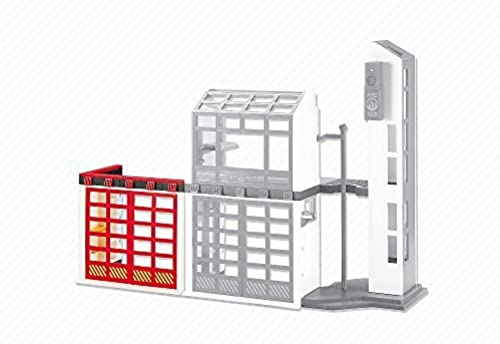 Extension for Fire Station by PLAYMOBIL