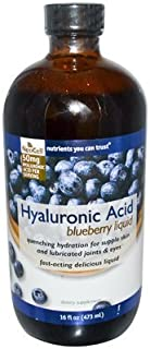 Wholesale Pure Hyaluronic Acid Blueberry 16 Ounces Pack 2
