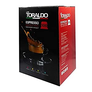 Caffè Toraldo Miscela Classica Capsule compatibili UNO System 100 pz / 700 g