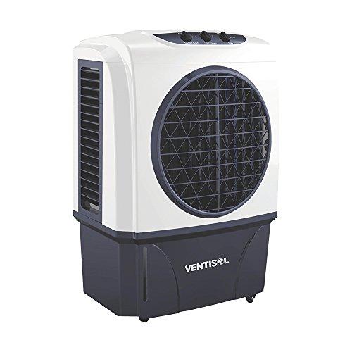 Climatizador Evap Tipo Industrial Cli, Ventisol, Branco/preto