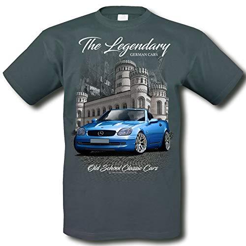 youtex Merced SLK 1 R170 AMG Roadster Black Beast T-Shirt (XXL)