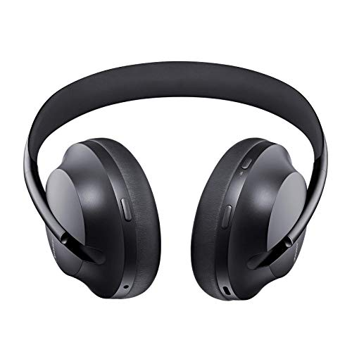 Bose Noise Cancelling Wireless Bluetooth Headphones 700, with Alexa Voi   ce Control, Black