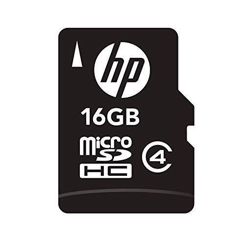 HP Micro SD Card 16GB with Adapter C4