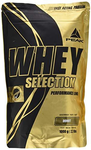 PEAK Whey Selection Donut 1000g