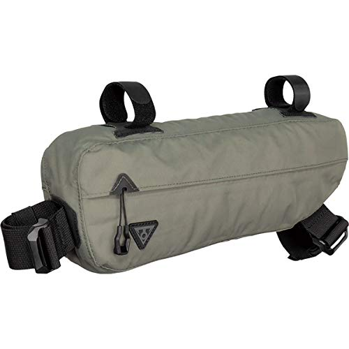 Find Bargain Topeak MidLoader Frame Bag Green, 4.5L