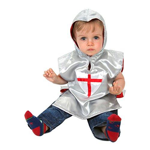Slimy Toad - Déguisement chevalier pour bébé / tout-petit - Costume de chevalier pour bébés et tout-petits (12-24mois)