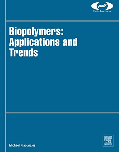 Biopolymers: Applications and Trends (Plastics Design Library) (English Edition)