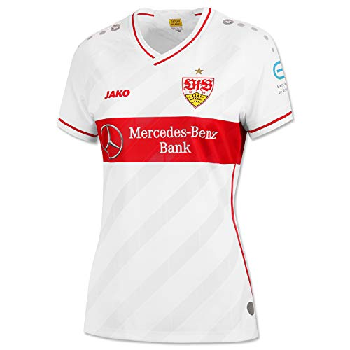 JAKO - VfB Stuttgart 20/21, Damen Heimtrikot Gr.42
