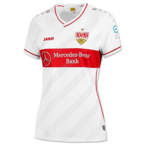 JAKO - VfB Stuttgart 20/21, Damen Heimtrikot Gr.40
