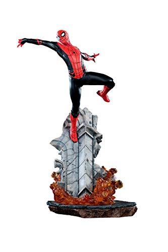 Iron Studios 1:10 Spider-Man FFH BDS Art Scale Statue, Polystone, Multi