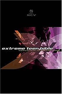 Extreme Teen Bible-Ncv-Personal Size