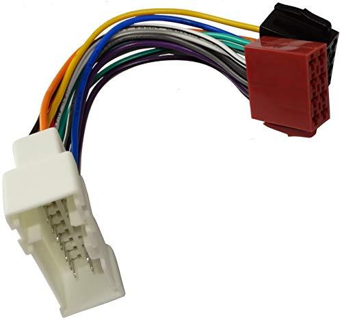 AERZETIX: Adattatore cavo spina ISO A1 per autoradio C2000