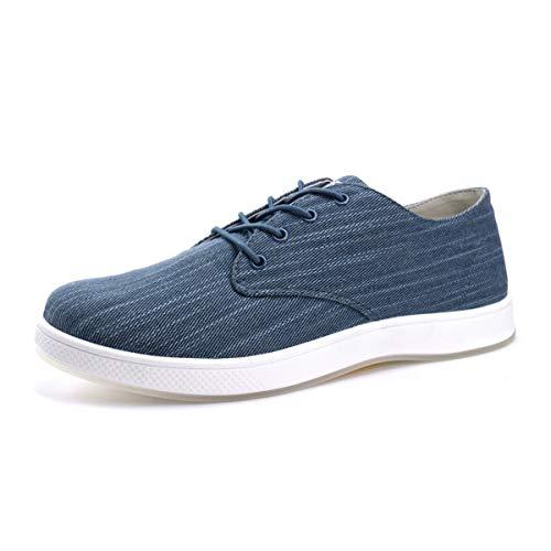 Aureus Men's Dayton Sneaker Denim Blue
