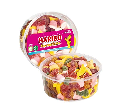 Haribo Favoritos, 1Kg