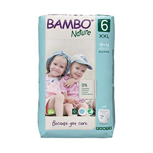 Bambo Nature Premium, Pannolini di prima qualità