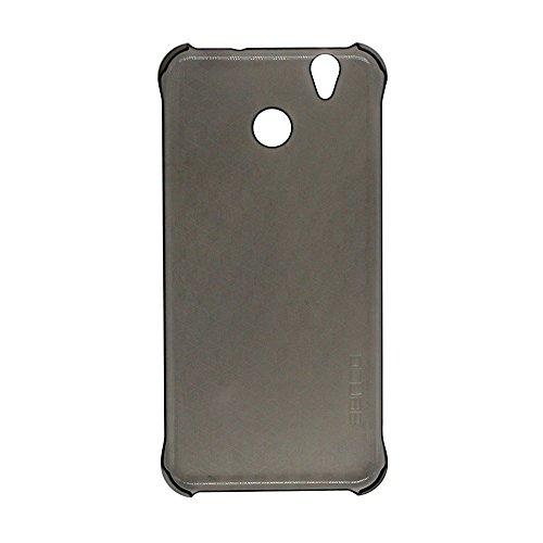Ycloud Tasche für Oukitel U7 pro / U7 Plus Hülle, Handy Backcover Kunststoff-Hard Shell Hülle Handyhülle mit stoßfeste Schutzhülle Smartphone Grau