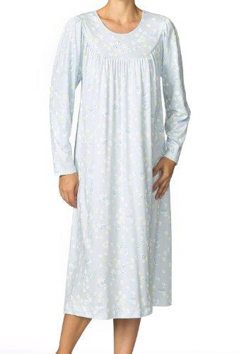 CALIDA Soft Cotton Nachthemd Langarm Damen