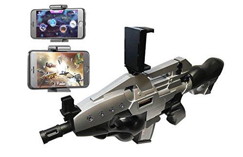 RC TECNIC Pistola Realidad Aumentada - Más 20 Juegos