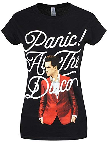 'Brendon Urie' Womens Fitted T-Shirt-XXL