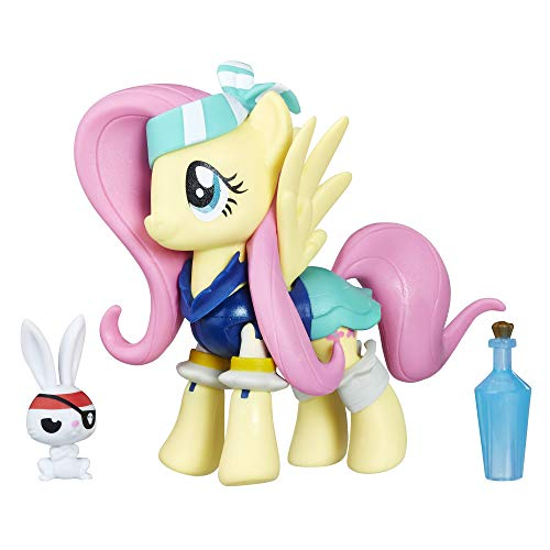 My little Pony The Movie Guardians of Harmony Fluttershy Pirate Pony