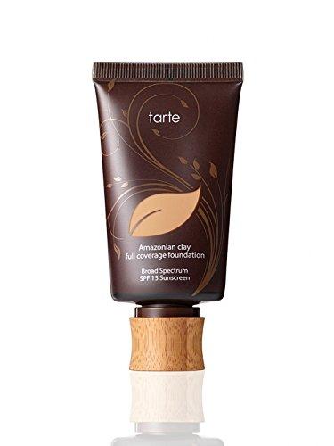 Tarte Amazonian Clay 12-Hour Full Coverage Foundation SPF 15 (Light - Medium Honey)