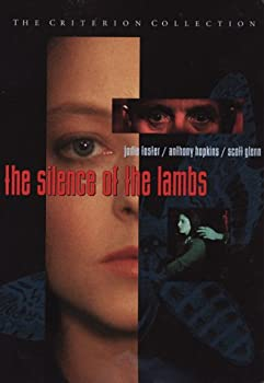 DVD The Silence of the Lambs (Criterion Collection Spine #13) Book