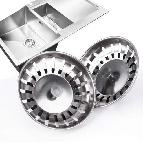 Tapones de repuesto para fregadero de cocina, 83 mm, compatible con la mayoría de fregaderos Franke modernos