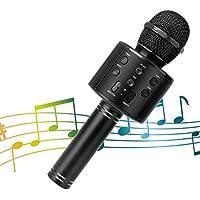 EWGF Wireless Bluetooth Karaoke Microphone