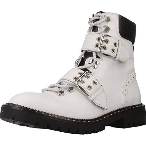Bruno Premi U8300X Bottines Boots Femme Blanc 41 EU