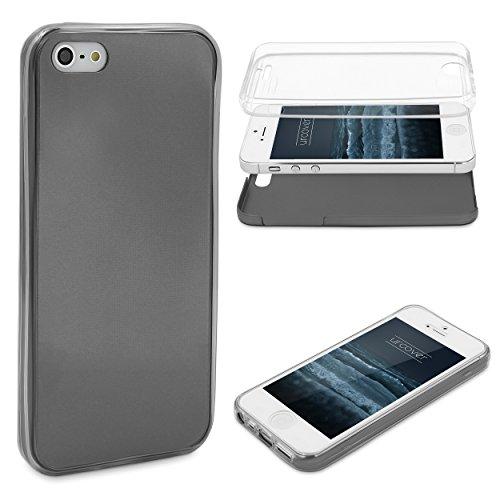 Urcover® Apple iPhone 5 / 5s / SE | Funda Carcasa 360...