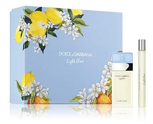 Dolce & Gabbana - Light Blue set 25 ml Eau de Toilette + 10 ml Eau de Toilette