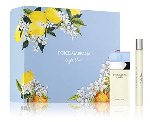 Dolce & Gabbana - Light Blue set 25 ml Eau de Toilette + 10 ml Eau de Toilette