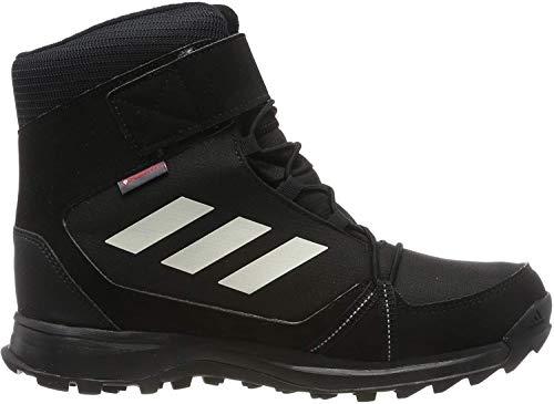 adidas Unisex-Kinder Terrex Snow Cf Cp Cw K S80885 Schneestiefel, Schwarz (Negbas/Blatiz/Gricua 000), 35 EU