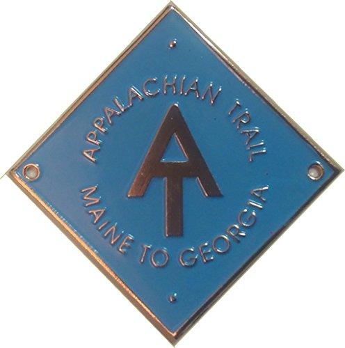 Appalachian Trail Hiking Stick Medallion
