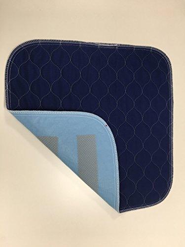 Fiducia Inkontinenz/Sitzauflage/Stuhlauflage/waschbar, 45x45 cm mit Anti-Rutsch auf der Rückseite, Auflage für Sofa, Rollstuhl, Autositz