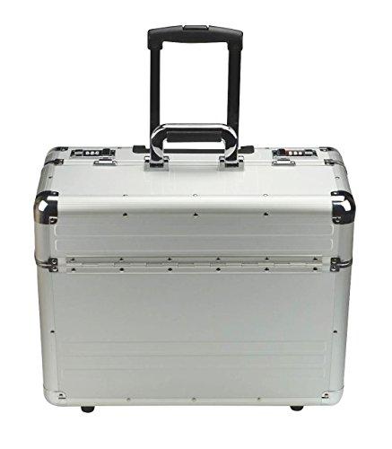 Alumaxx Trolley Omega - Maletín con Ruedas de Aluminio