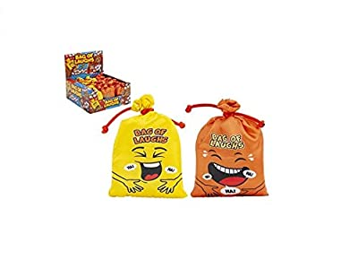 SPL Bag of Laughs Squeeze for Laughs, Great Xmas Gift Ideas ( PACK OF 1 ) (ANY AVAILABLE COLOUR ) from PMS