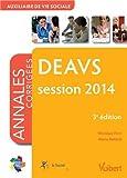 DEAVS - Auxiliaire de vie sociale - Annales corrigées - Session 2014