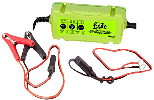 Retro Manufacturing EX1-PKG Exile Battery Keeper/Charger/Conditioner Pack with EM1 Battery Monitor